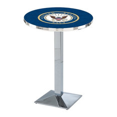 U.S. Navy Pub Table by Holland Bar Stool Company