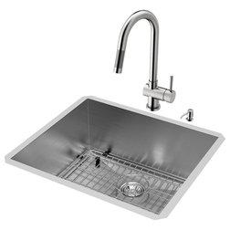 Contemporary Kitchen Sinks by VIGO Industries
