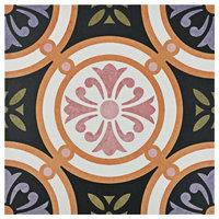 "Oban Porcelain Floor and Wall Tile, Rodas, Sample Card, 3""x4"""
