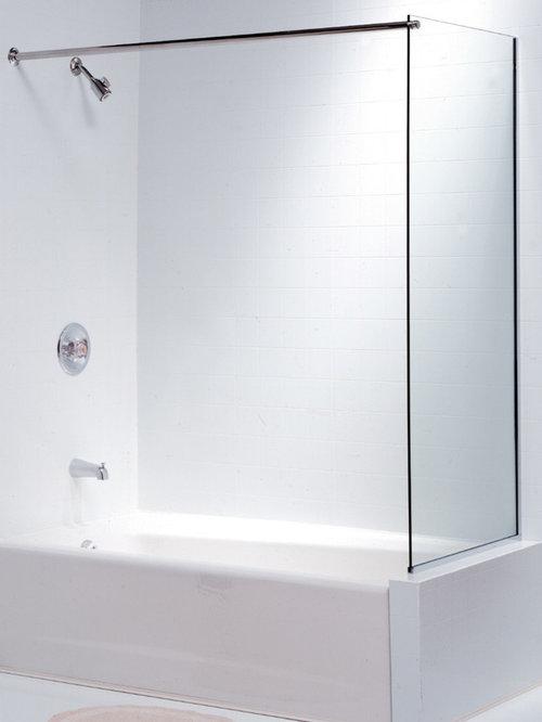 Oasis Tub Enclosure / Spray Panel   Shower Stalls And Kits