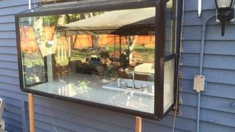 Garden Window Replacement