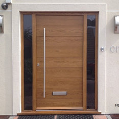 wood contemporary front doors find upvc front doors