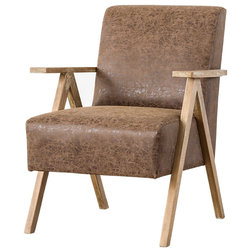 Transitional Armchairs And Accent Chairs by New Pacific Direct Inc.