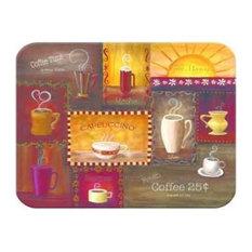 McGowan TufTop Coffee Time Cutting Board, Medium