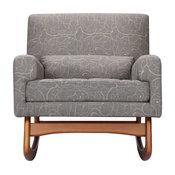 Sleepytime Rocker Limited Edition, Perennial Cotton, Gray and Taupe