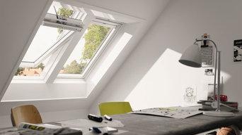 Dachfenster für Ihr Arbeitszimmer