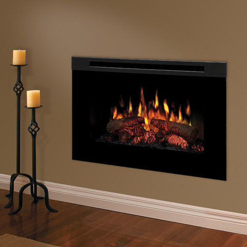 Dimplex - Dimplex 30-Inch Linear Electric Fireplace Insert - BF9000 -  Indoor Fireplaces - Wall Mounted Electric Fireplaces