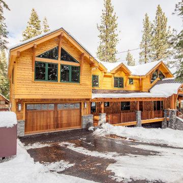Rubicon Custom Home- Lake Tahoe