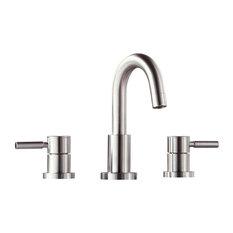 """Avanity Positano 8"""" Widespread 2-Handle Bath Faucet"""
