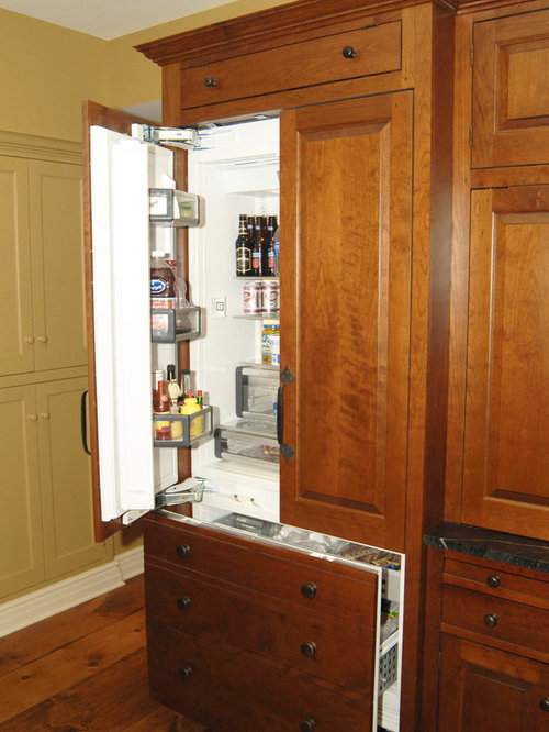 Workshops Kitchen Refrigerator Design