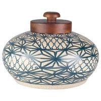 Fenton Decorative Jar