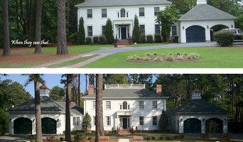 An Addition & Renovation in Historic Pinehurst