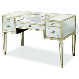 Traditional Desks And Hutches by BASSETT MIRROR CO.