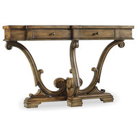 Hooker Furniture 3022-85001 60 Inch Long Poplar Wood Console Table from the San