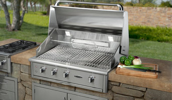 "Precison Series 40"" Built In Grill"