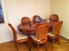 Quelles Chaise Modernes Pour Une Table Louis Xvi