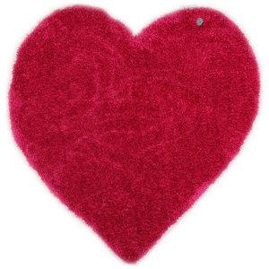 Tom Tailor Kids Rug, Heart, Pink, 100x100 cm