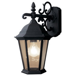 Mediterranean Outdoor Wall Lights And Sconces by Woodbridge Lighting Inc.