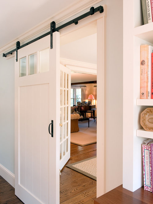 Sliding Barn Door Home Design Ideas, Pictures, Remodel and Decor