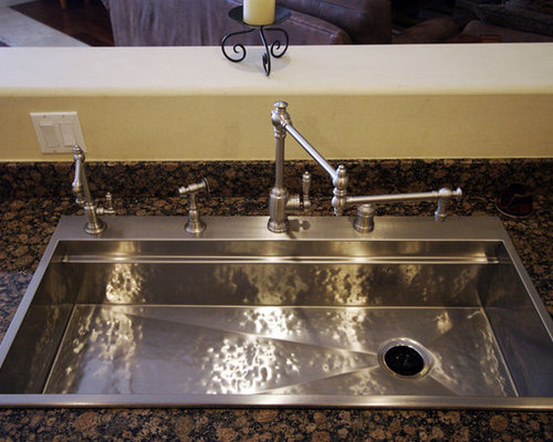 Rachiele Custom Copper And Stainless Sinks