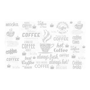 Coffee Wallpaper, Non-Woven Paper, 300x500 cm