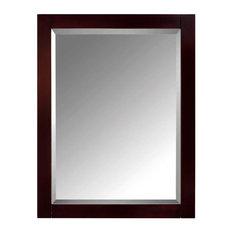 "Avanity 24"" Mirror Cabinet, Espresso Finish"