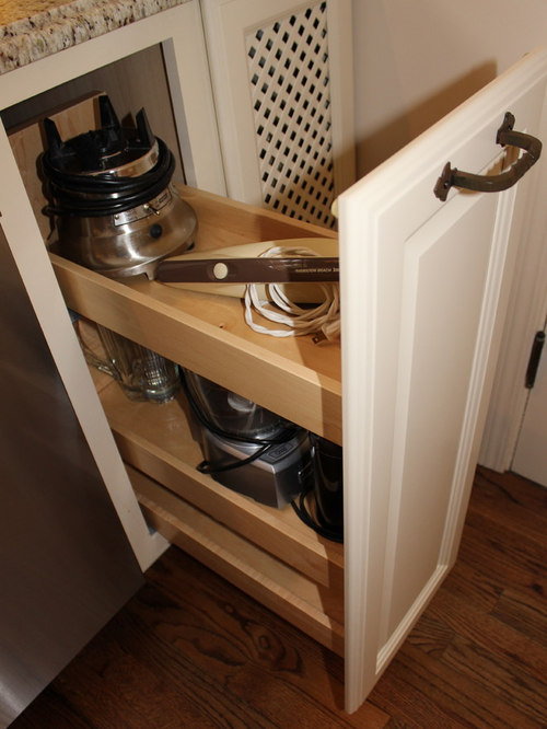 Kitchen Remodel, Shaker Heights, OH #2 - Kitchen Drawer Organizers