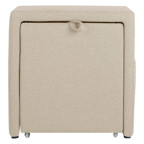 Offex Home Office Charter Storage Cube, Devon Sand By Offex