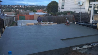 Completed Projects - High Grade Concrete Works