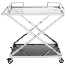 Contemporary Bar Carts by HedgeApple