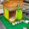 Raise the Woof: Doghouses Delight at Barkitecture 2012