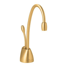 Insinkerator Brushed Bronze Contemporary Hot Water Dispenser