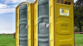 Portable Restroom Rentals in Iowa City IA