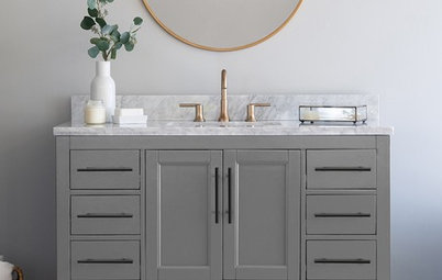 Trade Pricing: Bestselling Single-Sink Vanities by Finish