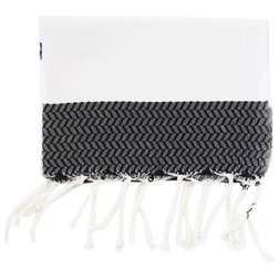 Contemporary Bath Towels by SCENTS AND FEEL