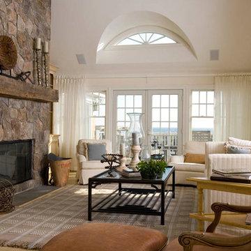 Hamptons Beach-house