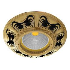 - FEDE - Colección Smalto Italiano SIENA - Empotrable con Iluminación LED - Focos