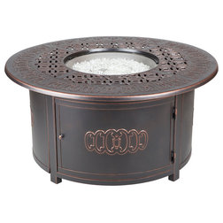 Traditional Fire Pits by VirVentures