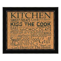 Kitchen Cork Board