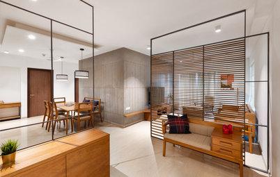 Kochi Houzz: Each Room Has Sea-Views in This 3-BHK