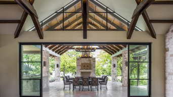 Double Horn Ranch – Schifflet Group Architects – Austin TX Sliding Doors