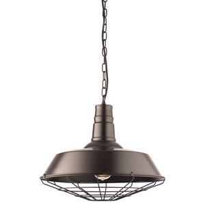 Barbados Pendant Lamp, Black, Small