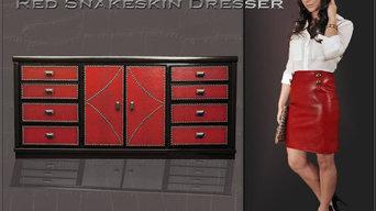 LeDuc Fashion Furniture Projects