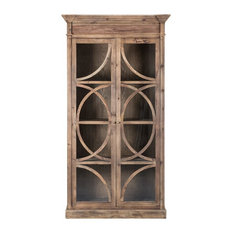Riss Glass Cabinet