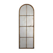 Uttermost Amiel Mirror, Brown
