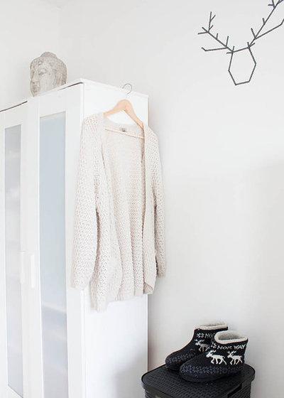 houzzbesuch weihnachtsdeko in schwarz grau und wei. Black Bedroom Furniture Sets. Home Design Ideas