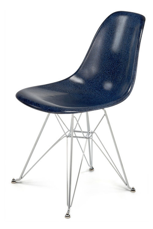 Anyone Have Eames Dining Chairs Are They Too Low