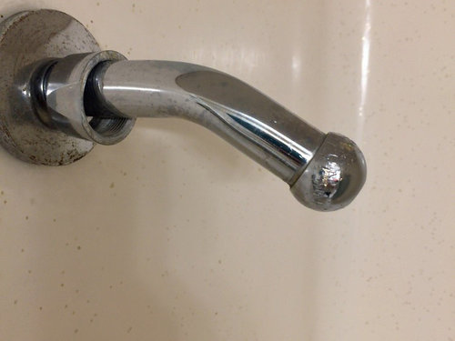 Shower Head Stuck Since 1970 How To Remove