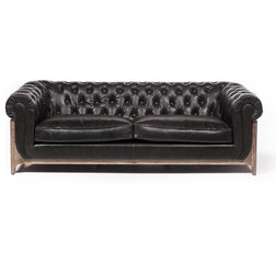 Transitional Sofas by Jovial Elephant