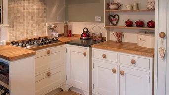 Handmade solid wood kitchens by Hayton & Higgins